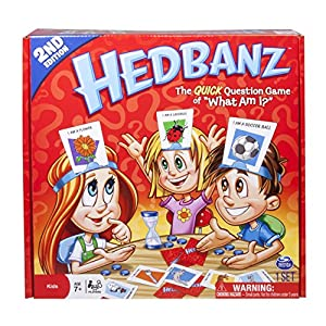 Amazon.com: HedBanz Game - Edition may vary: n/a: Toys & Games