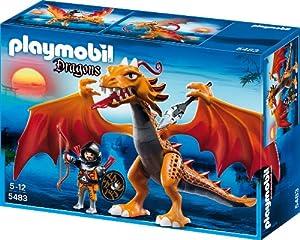 PLAYMOBIL 5483 - Flammendrache