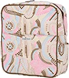 Bumble Bags Madeline Hanging Stroller Backpack Cappucino Dot