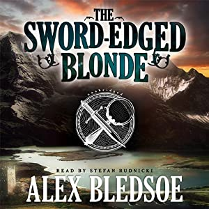 The Sword-Edged Blonde Audiobook