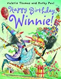 Valerie Thomas Happy Birthday Winnie!