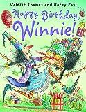 Valerie Thomas Happy Birthday Winnie!