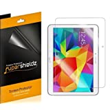 [3-Pack] Supershieldz- High Definition Clear Screen Protector for Samsung Galaxy Tab 4 10.1 inch -Lifetime Replacements Warranty (Color: Clear, Tamaño: 10.1 Inches)