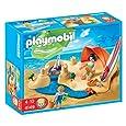 Playmobil Vacaciones - Compact set playa (626009)
