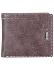 La Roma Brown Men's Wallet - B0105Q31J0