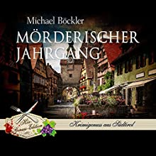 Mörderischer Jahrgang (Baron Emilio von Ritzfeld-Hechenstein 3) Hörbuch von Michael Böckler Gesprochen von: Pascal Breuer