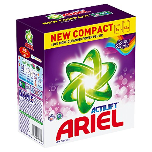 Ariel Actilift Colour and Style Bio Washing Powder 1430 g