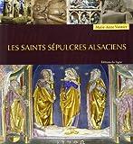 vignette de 'Les Saints sépulcres alsaciens (Marie-Anne Vannier)'