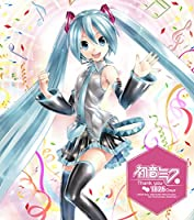 初音ミク Thank you 1826 Days~SEGA feat.HATSUNE MIKU Project 5th Anniversary Selection~(「初音ミク Thank you 1826 Days スペシャル・パンフレット」付)(初回生産限定盤)(Blu-ray Disc付)
