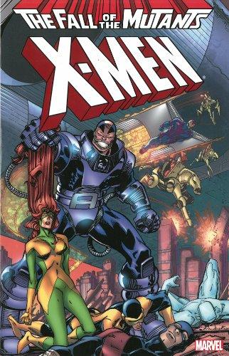 X-Men Fall Of Mutants 02