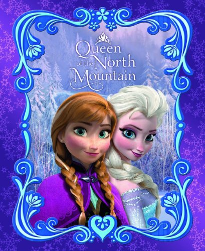 Best Review Of Disney Frozen Anna & Elsa Queen of the North Mountain Blanket (59 x 78 Inches)