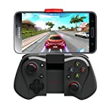 IPEGA-9033 Wireless Adapter 3.0 Joystick Gaming Controller for Android Phone Samsung Galaxy S8/S8 edge S7 S6 S9 HUAWEI  P20 VIVO X21 Android PC TB