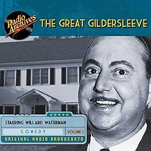 The Great Gildersleeve, Volume 1 Radio/TV Program