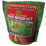 Encap 107426 Tall Fescue Grass Repair Kit Pouch 425 Pounds 300 Square Feet C