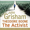 Theodore Boone: The Activist Audiobook by John Grisham Narrated by Richard Thomas