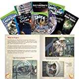 img - for Space Exploration Set, Grades 3-5 (Time for Kids Nonfictions Readers) book / textbook / text book