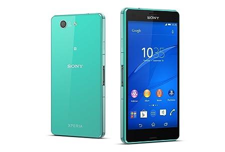 """Sony Xperia Z3 Compact -(D5803) Smartphone Orange Débloqués Android (écran 4,6 """", 20,7 mégapixels, 16 Go, Quad-Core 2,5 GHz, 2 Go de RAM), Vert"""