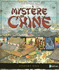 Myst�re en Chine par Stewart Ross