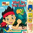 Disney Jake and the Neverland Pirates: What Do You See? (Flashlight and Sound Book)