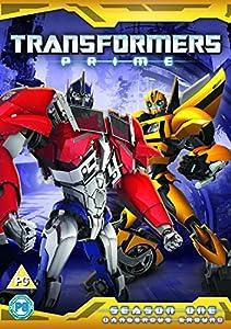 Transformers Prime - Season 1 Part 2 (Dangerous Ground) [DVD]