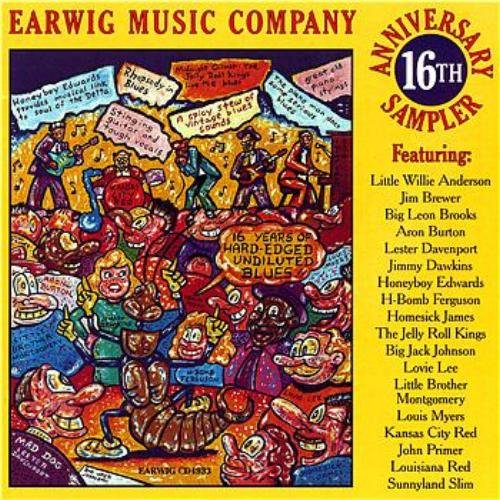 Earwig Records 16th Anniversary Sampler (Electric Company C compare prices)