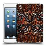 Amazon.co.jpHead Case Designs オーガニックパターン グローブアート ソフトジェルケース Apple iPad mini 1 / 2 / 3