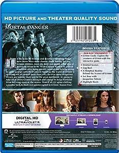 Grimm: Season 4 [Blu-ray] from Universal Studios