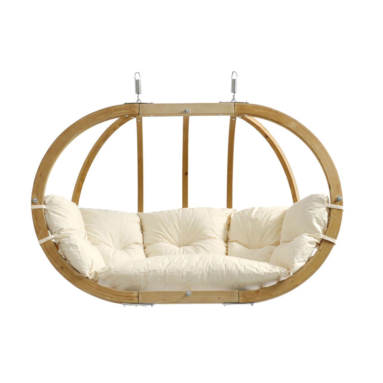 Amazonas Kugelgestell Hängesessel Globo Royal Chair natura günstig bestellen