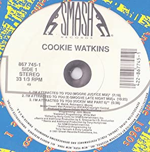 Amazon.com: Cookie Watkins: I'm Attracted to You [Vinyl]: Music