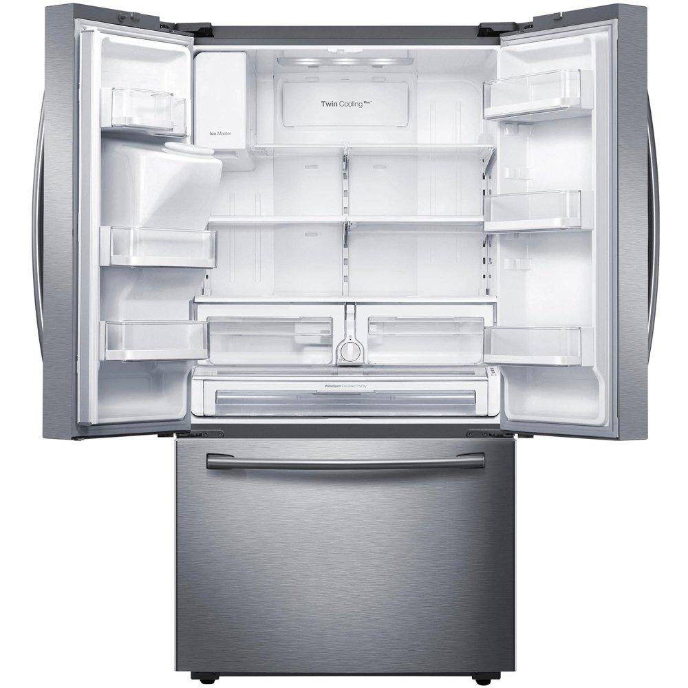 10 best refrigerators 2018 frensh door vs top freezer top rated samsung french door refrigerator rf28hfedbsr rubansaba