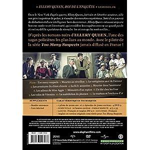Ellery Queen - À plume et à sang - Volume 1