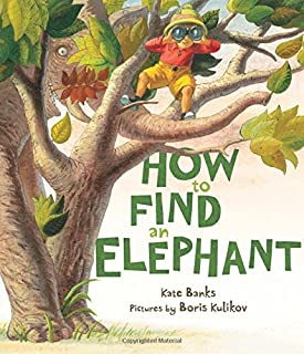 Book Cover: How to Find an Elephant
