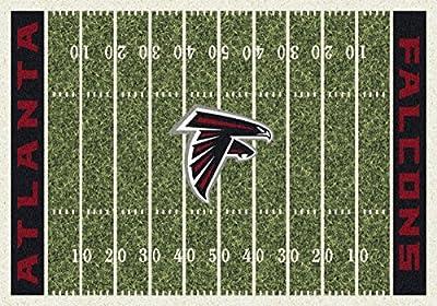 Milliken Atlanta Falcons NFL Team Fade Area Rug