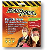 Amazon.com: Readi Mask - Adult Mask w/ Eye Shield: Health & Personal Care