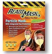 Amazon.com: Readi Mask - Adult Mask w/ Eye Shield: Health & Personal Care