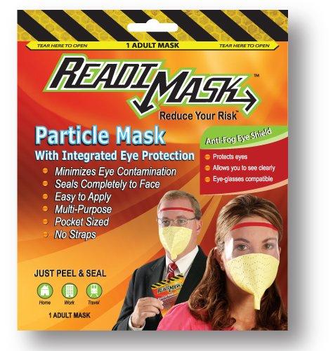 Readi Mask - Adult Mask w/ Eye Shield