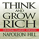 Think and Grow Rich (       UNABRIDGED) by Napoleon Hill Narrated by Erik Synnestvedt