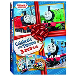 Celebrate With Thomas 3-DVD Set