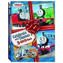 Celebrate With Thomas 3-DVD Set
