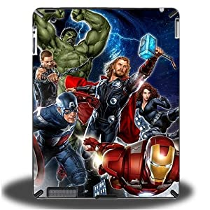 The Avengers Cases Covers for Ipad Series iMCA-473