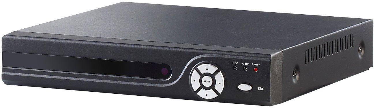 VisorTech PX3727944 Überwachungsrecorder für 8x   BaumarktKundenberichte und weitere Informationen