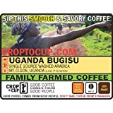 Crop to Cup Uganda Bugisu Coffee 10 oz