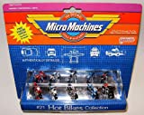 Micro Machines Hot Bikes #21 Collection