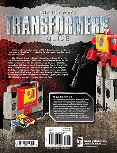 Download Transformers The Ultimate Guide PDF
