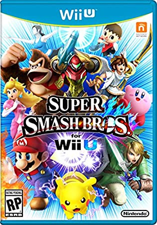 Super Smash Bros. Bundle - Wii U