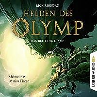 Das Blut des Olymp (Helden des Olymp 5) Hörbuch