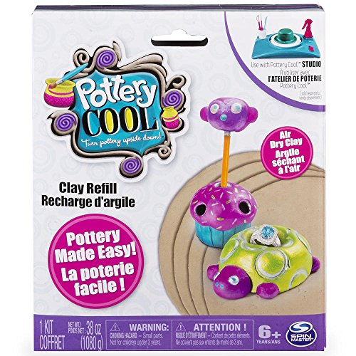 Pottery Cool - Clay Refill (Pottery Painting compare prices)
