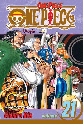 ONE PIECE ワンピース コミック21巻 (英語版)