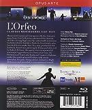 Image de Monteverdi: L'Orfeo [Blu-ray]