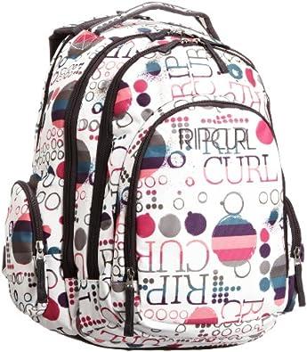 rip curl dots backpack sac dos femme chaussures et sacs. Black Bedroom Furniture Sets. Home Design Ideas